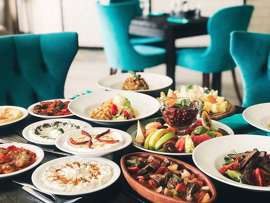 Ayva Lounge&Grill : Лучшие условия по банкетам