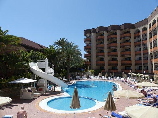 Hotel Neptuno Gran Canaria Maspalomas Spain