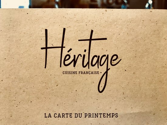 Heritage: Hértiage - La carte du Printemps