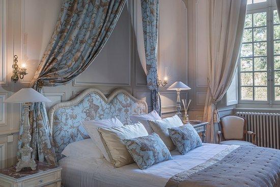 Bazouges-la-Pérouse, France : Chambre Diane - entièrement rénovée en 2017