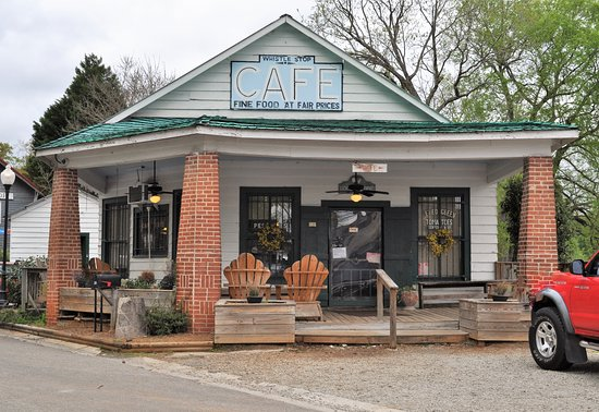 Juliette, GA: Whistle Stop cafe