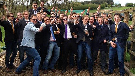 Kirkintilloch, UK: Stag Group