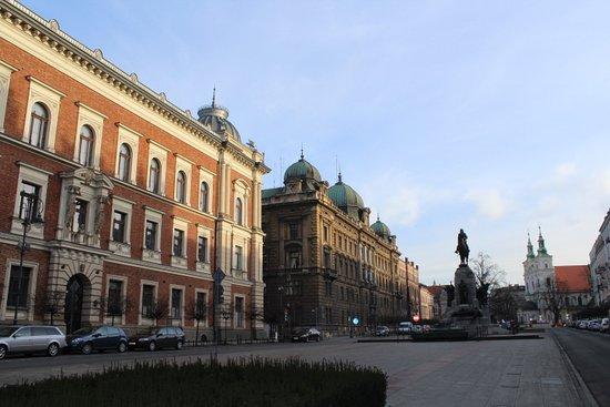 Matejko Square