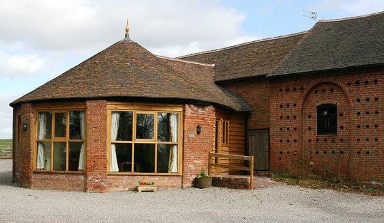 Albrighton, UK: The Round House - 4-Star Self-Cater + Gold Award - Sleeps 2/3