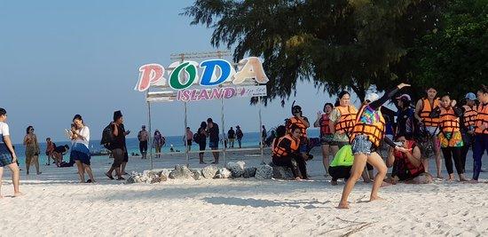 Koh Poda Island: 20180217_164946_large.jpg
