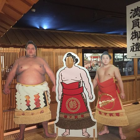 Ajiga Sawa Sumo Museum: photo3.jpg
