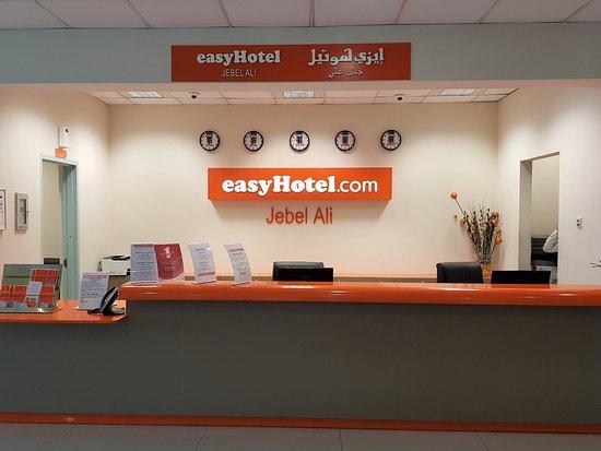 easyHotel Dubai Photo