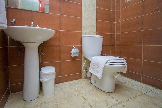 Kiserian, Kenia: Standard Toilet