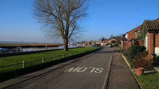 View of Reedham
