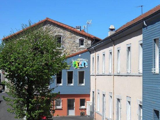 Saugues, Frankreich: Centre la Margeride, vue générale