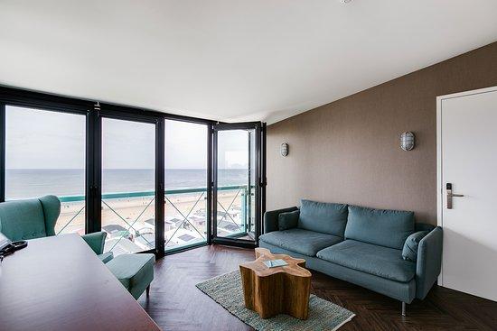 Hotel Beach House Zandvoort Boulevard Barnaart