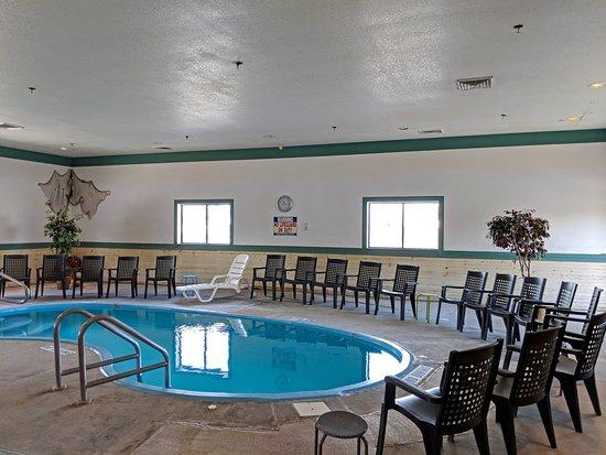 Torrington, WY: Indoor Pool