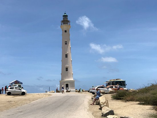 Pos Chiquito, Aruba: Aruba Lighthouse