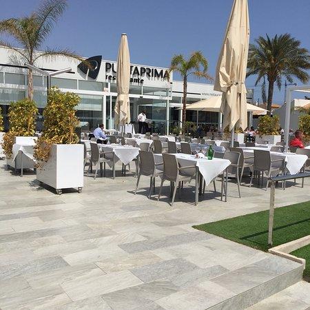 Restaurante Punta Prima-bild