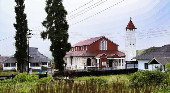 Nongsawlia Church