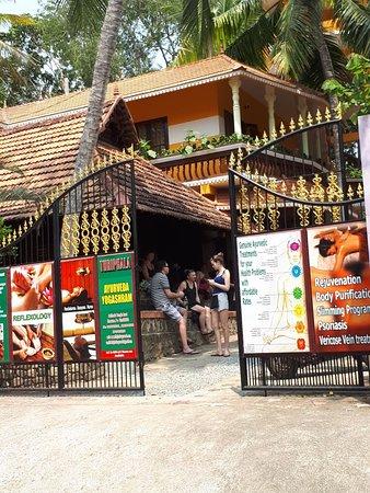 Chowara, India: home