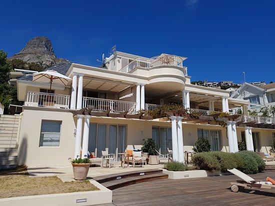 Bantry Bay, جنوب أفريقيا: Compass House