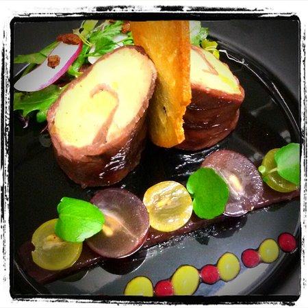 foie gras des vendanges