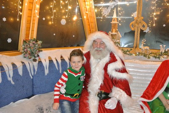 Hoghton, UK: Santa Cruises