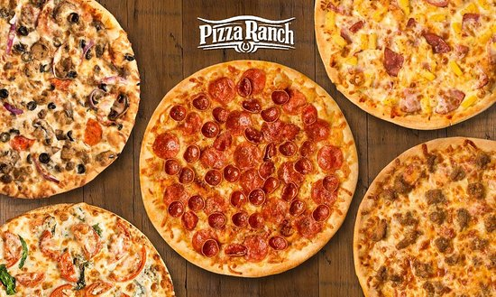 Butte, MT: We'll make any pizza you want if your favorite is not on the buffet!