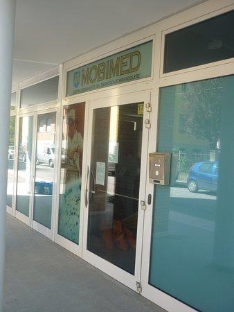 Mirandola, Italien: ingresso
