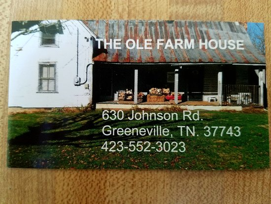 The Ole Farm House