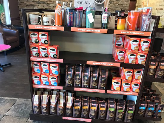 Levittown, Pensilvania: K Cup Display
