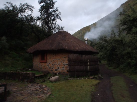 Maliba Mountain Lodge: Riverside Hut