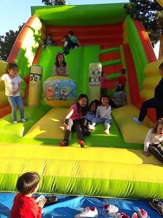 """El Campillo, Spania: Bar Parque """"Los Cipreses"""""""