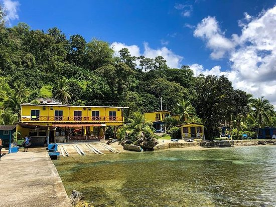 Portobelo, Panama : SCUBAPANAMA Dive Center
