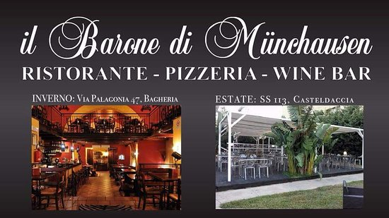 Casteldaccia, İtalya: Barone winter e summer