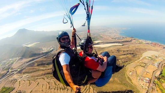 Tenerife Paragliding
