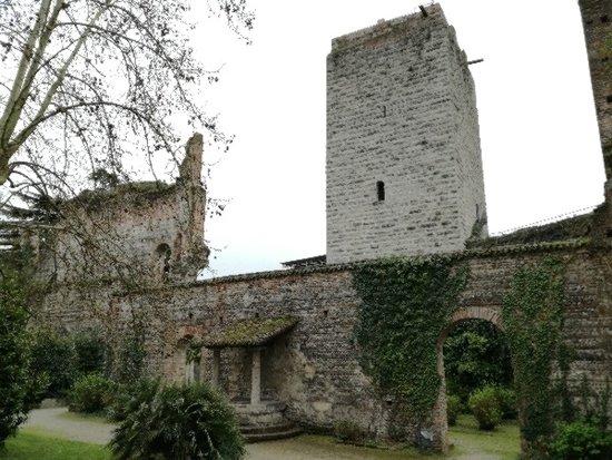 Castello Visconteo: torre e pozzo vercellino
