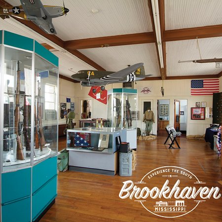 Brookhaven, MS: Displays at museum