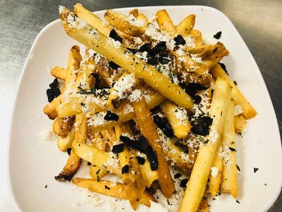 Saint Louis Park, MN: Truffle Fries.