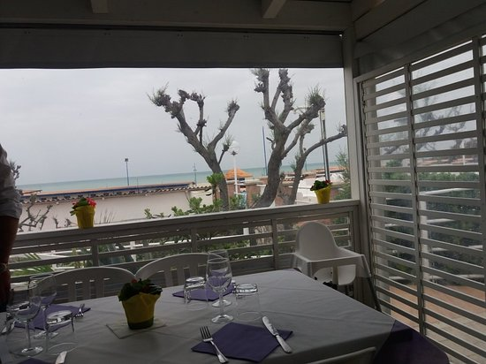 Photo de bagno laura restaurant tirrenia - Bagno laura tirrenia ...