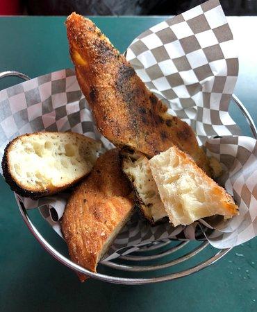 Cafe Miranda: Focaccia Bread