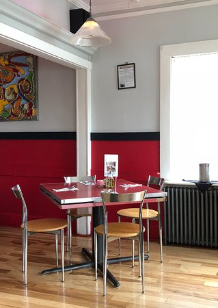 Cafe Miranda: Interior