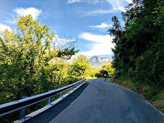 Sanremo, Włochy: Beautiful cycle tour in Liguria, italy