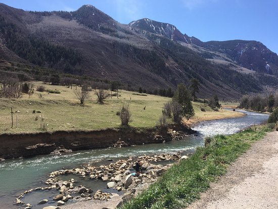 Carbondale, CO: Penny Hot Springs
