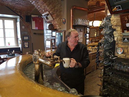 Restaurant Gerard Depardieu