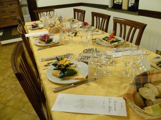 Palestro, Италия: per festeggiare!
