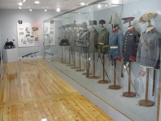 Palacio Real: Fardas militares