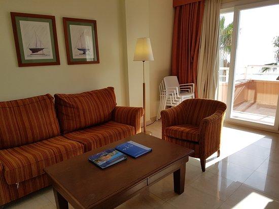 Sunway Playa Golf Hotel & Spa: living room 206_2