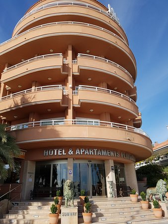 Sunway Playa Golf Hotel & Spa: Hotel entrance