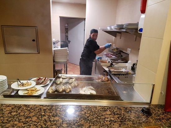 Sunway Playa Golf Hotel & Spa: yummy fish