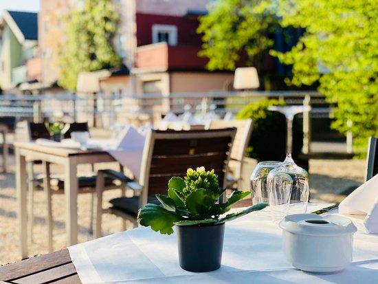 Thalgau, Austria: Gastgarten