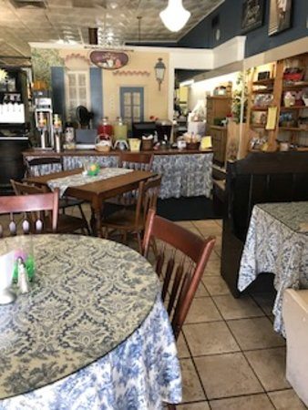 Эланд, Вирджиния: Our Bake Shop Dining Room