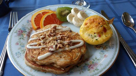 Coupeville, Waszyngton: Breakfast Delight