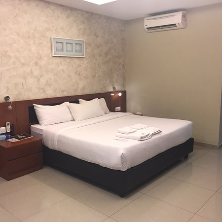 Teluk Intan, Malaysia: Deluxe King Room